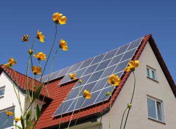 saules elektrine namams